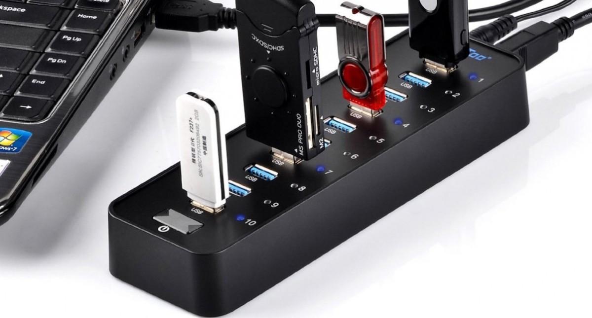 วิธีการเลือก USB Hub สำหรับ DJ
